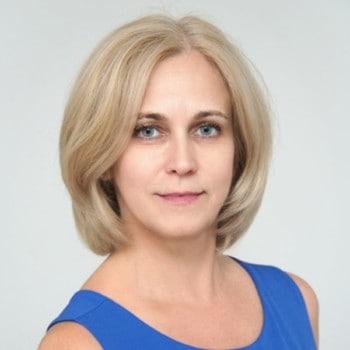 Крупина Юлия риэлтор Москва
