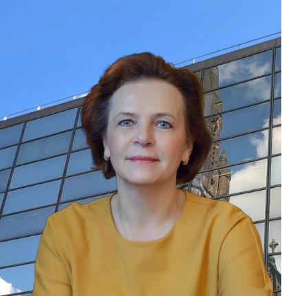 Нина Евграфова