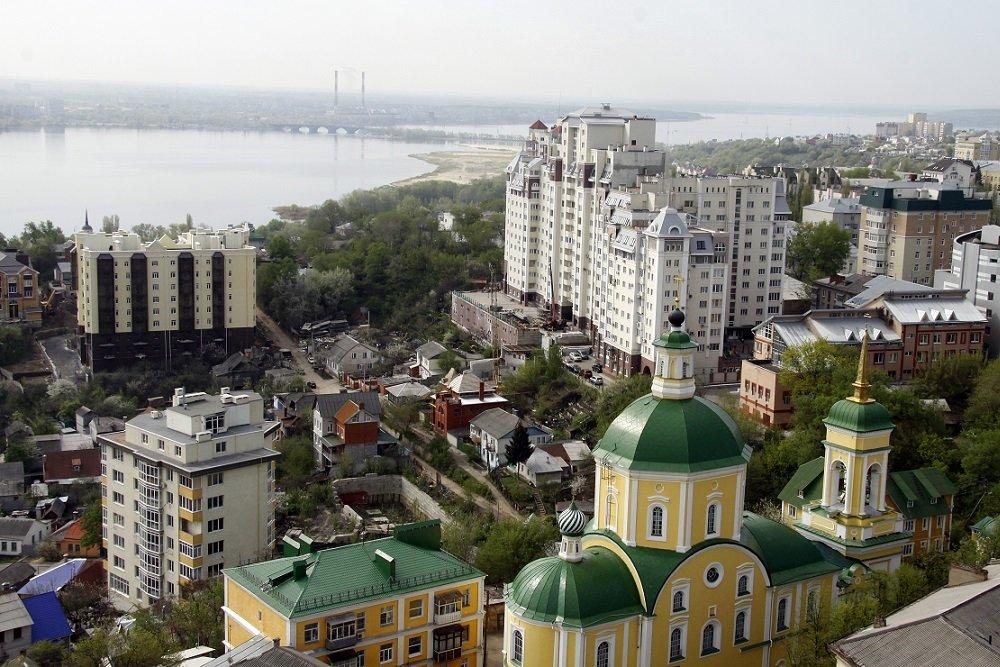 Участки под застройку в Воронеже могли продать дороже
