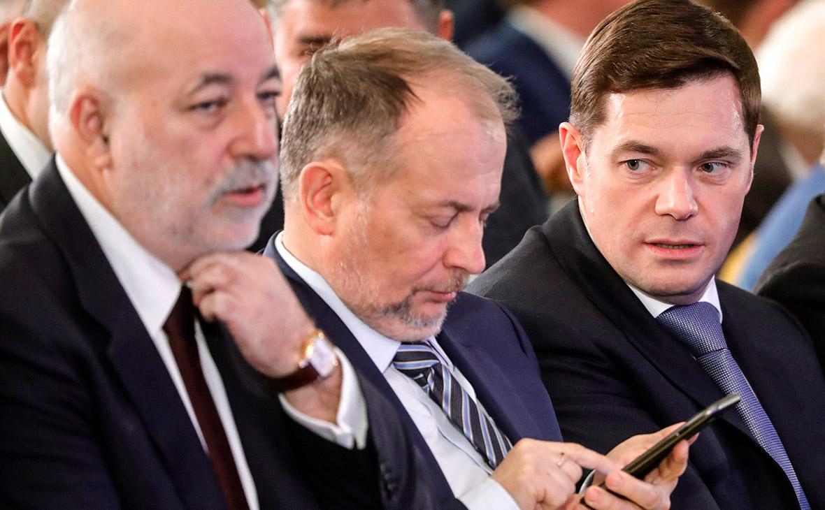 Александр Санкин: «Миллиардеры России многочисленны и недообслужены»
