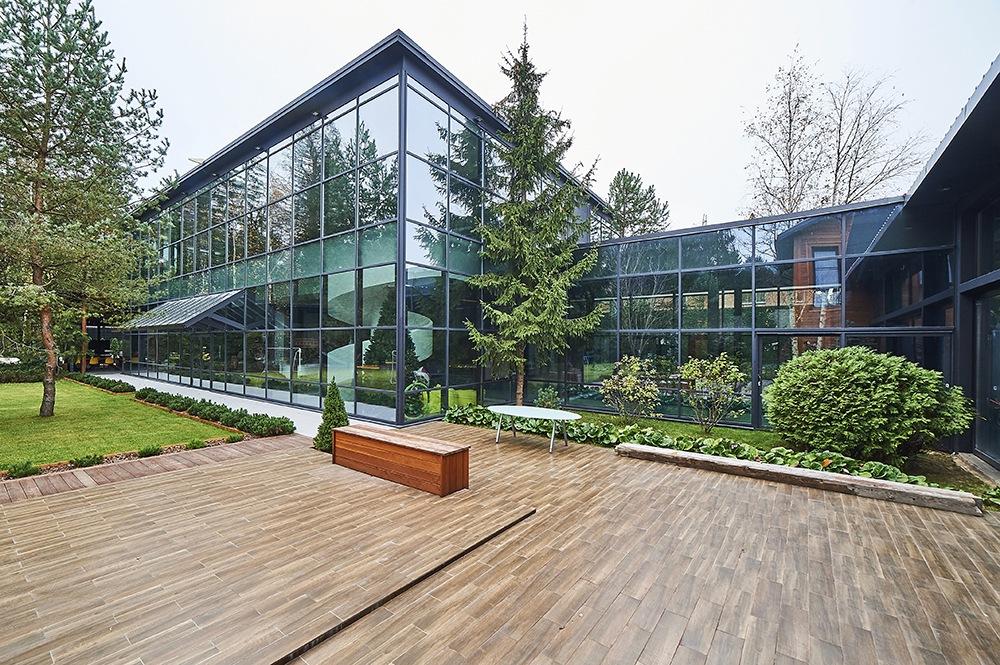 Dubrava Residence 1300 м² на Пятницком шоссе, Солнечногорский р-н, п. Дубрава