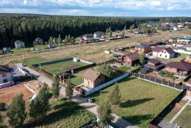 Экодом «Хвойный Воздух» 139,4 м² на территории Новой Москвы