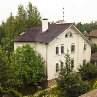 Коттедж 310 м² в стиле прованс в 35 км от Москвы
